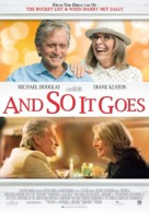 And So It Goes - Dutch Movie Poster (xs thumbnail)