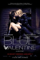 Blue Valentine - Canadian Movie Poster (xs thumbnail)