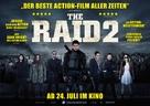 The Raid 2: Berandal - German Movie Poster (xs thumbnail)