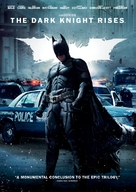 The Dark Knight Rises - Movie Cover (xs thumbnail)