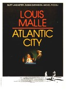 Atlantic City - French Movie Poster (xs thumbnail)