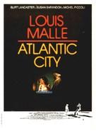 Atlantic City - French Movie Poster (xs thumbnail)