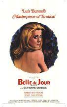 Belle de jour - Theatrical movie poster (xs thumbnail)