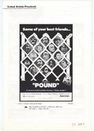 Pound - poster (xs thumbnail)
