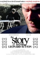 The Story of David Leonard Sutton - British Movie Poster (xs thumbnail)