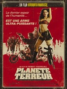 Grindhouse - French Movie Poster (xs thumbnail)