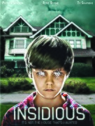 Insidious - Blu-Ray movie cover (xs thumbnail)