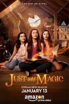 """Just Add Magic"" - Movie Poster (xs thumbnail)"