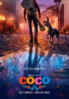 Coco - Mexican Movie Poster (xs thumbnail)