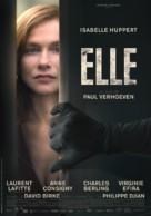 Elle - Swiss Movie Poster (xs thumbnail)