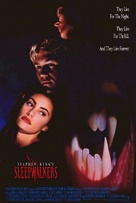 Sleepwalkers - Theatrical poster (xs thumbnail)