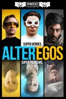 Alter Egos - DVD movie cover (xs thumbnail)