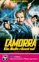 Napoli violenta - German VHS cover (xs thumbnail)