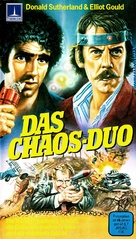 S*P*Y*S - German VHS cover (xs thumbnail)