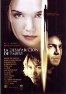 Abandon - Spanish Movie Poster (xs thumbnail)