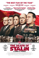 The Death of Stalin - Movie Poster (xs thumbnail)