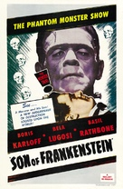 Son of Frankenstein - Re-release movie poster (xs thumbnail)