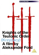 Krzyzacy - British DVD cover (xs thumbnail)