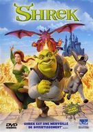 Shrek - French DVD cover (xs thumbnail)