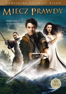 """Legend of the Seeker"" - Polish Movie Cover (xs thumbnail)"