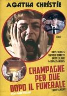 Endless Night - Italian DVD movie cover (xs thumbnail)