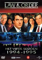 """Law & Order"" - Dutch DVD cover (xs thumbnail)"