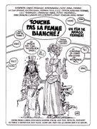 Touche pas à la femme blanche - French Movie Poster (xs thumbnail)