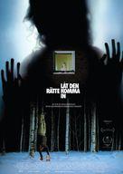 Låt den rätte komma in - Swedish Movie Poster (xs thumbnail)