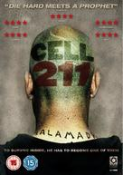 Celda 211 - British DVD movie cover (xs thumbnail)
