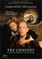 O Convento - DVD cover (xs thumbnail)