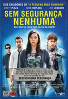 Safety Not Guaranteed - Brazilian Movie Poster (xs thumbnail)
