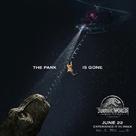 Jurassic World: Fallen Kingdom - Movie Poster (xs thumbnail)