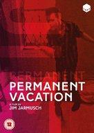 Permanent Vacation - British DVD cover (xs thumbnail)