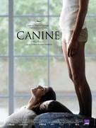 Kynodontas - French Movie Poster (xs thumbnail)