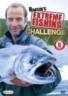 """""""Extreme Fishing with Robson Green"""" - British DVD cover (xs thumbnail)"""