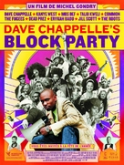 Block Party - French Movie Poster (xs thumbnail)