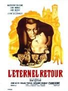 L'éternel retour - French Movie Poster (xs thumbnail)