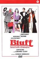 Bluff storia di truffe e di imbroglioni - Italian Movie Cover (xs thumbnail)