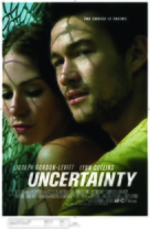 Uncertainty - Movie Poster (xs thumbnail)
