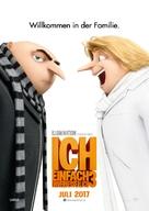 Despicable Me 3 - German Movie Poster (xs thumbnail)