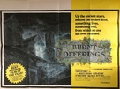 Burnt Offerings - British Movie Poster (xs thumbnail)