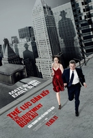 The Adjustment Bureau - Vietnamese Movie Poster (xs thumbnail)