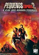 Spy Kids 2 - Brazilian DVD movie cover (xs thumbnail)