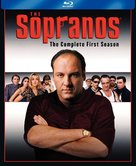 """The Sopranos"" - Blu-Ray cover (xs thumbnail)"