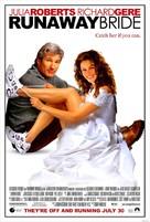Runaway Bride - Movie Poster (xs thumbnail)