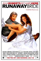 Runaway Bride - Movie Poster (xs thumbnail)