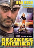Just Visiting - Hungarian Movie Cover (xs thumbnail)