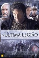 The Last Legion - Brazilian Movie Poster (xs thumbnail)