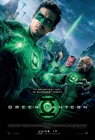 Green Lantern - Movie Poster (xs thumbnail)