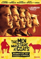The Men Who Stare at Goats - Swiss DVD movie cover (xs thumbnail)